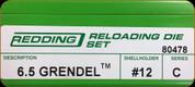 Redding - Full Length Sets - 6.5 Grendel - 80478