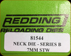 Redding - Neck Sizing Die - 7mm STW - 81544