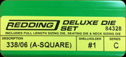 Redding - Deluxe Die Set - 338/06 (A-Square) - 84328