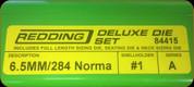 Redding - Deluxe Die Set - 6.5mm/284 Norma - 84415