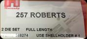 Hornady - Full Length Dies - 257 Roberts - 546274