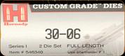 Hornady - Full Length Dies - 30-06 - 546340