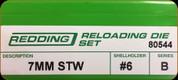 Redding - Full Length Sets - 7mm STW - 80544