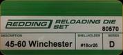 Redding - Full Length Sets - 45-60 Win - 80570