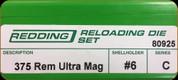 Redding - Full Length Sets - 375 Rem Ultra Mag - 80925