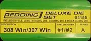Redding - Deluxe Die Set - 308 Win/307 Win - 84155