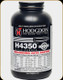 Hodgdon - H4350 - Rifle Powder - 1 lb - 43501