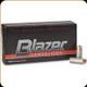 Blazer - 10mm Auto - 200 Gr - Full Metal Jacket - 50ct - 3597