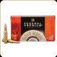 Federal - 308 Win - 168 Gr -  Gold Medal - Sierra Match King Boat Tail Hollow Point - 20ct - GM308M