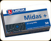 Lapua - 22LR - Midas + - 50ct box - 420162