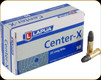 Lapua - 22 LR - 40 Gr - Center-X - 50ct - 420163