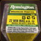 Remington - 22 Win Mag - 40 Gr - Magnum Rimfire - Pointed Soft Point - 50ct - 21172