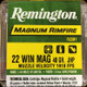 Remington - 22 Win Mag - 40 Gr - Magnum Rimfire - Jacketed Hollow Point - 50ct - 21170