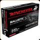 Winchester - 243 Win - 55 Gr - Ballistic Silvertip - 20ct - SBST243
