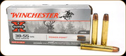 Winchester - 38-55 Win - 255 Gr - Super-X - Power Point - 20ct - X3855