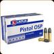 Lapua - 22 LR - 40 Gr - Pistol OSP - 50ct - 420165