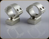 Talley - Lightweights - 30mm Med Silver Extended Rem 700-721-722-725-40x