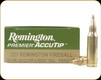 Remington - 221 Fireball - 50 Gr - Premier Accutip-V Boat Tail - 20ct - 29172