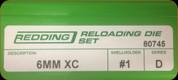 Redding - Full Length Sets - 6mmXC - 80745