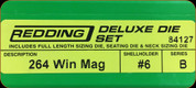 Redding - Deluxe Die Set - 264 Winchester Mag - 84127