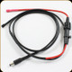 FOXPRO - Extra cable with in-line fuse for 12V Power Pack