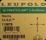 Leupold - Ultimate Slam - 3-9x40mm - Matte - SA.B.R.