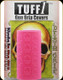 Tuff 1 slip on grip cover - Death Grip - Hot Pink
