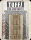 Tuff 1 slip on grip cover - Double Cross Grip - Desert Tan