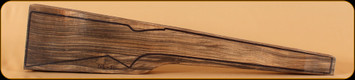 Stock Blank - Rifle Stock - Grade 4 New Zealand Walnut - G4-20 - SB08