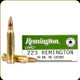 Remington - 223 Rem - 55 Gr - UMC - Full Metal Jacket - 20ct - 23711
