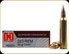 Hornady - 223 Rem - 55 Gr - Superformance - GMX - 20ct - 83274
