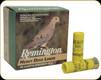 "Remington - 20 Ga 2.75"" - 1oz - Shot 7.5 - Heavy Dove Loads - 25ct - 28777"