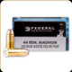 Federal - 44 Rem Mag - 240 Gr - Power-Shok - Jacketed Hollow Point - 20ct - C44A