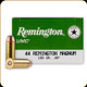 Remington - 44 Rem Mag - 180 Gr - UMC - Jacketed Soft Point - 50ct - 23744
