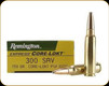 Remington - 300 Savage - 150 Gr - Express Core-Lokt Pointed Soft Point - 20ct - 21465