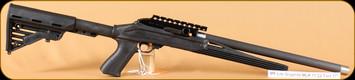 """Magnum Research - MLR 17/22 Tact - 22LR - Graphite barrel, Tactical, 17"""""""