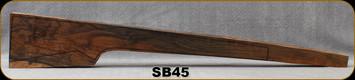 Stock Blank - New Zealand Walnut - Full Stock - M12 - SB45
