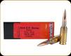 Lapua - 6mm BR - 105 Gr - Hollow Point Boat Tail Scenar - 20ct - 4316046