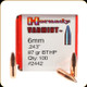 Hornady - 6mm - 87 Gr - Varmint - Boat Tail Hollow Point - 100ct - 2442
