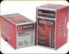 Hornady - 6mm - 105 Gr - Match - BTHP - 100ct - 2458
