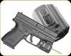Viridian - Green Laser Sight Holster System - XDM Springfield