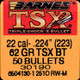 Barnes - 22 Cal - 62 Gr - TSX (Triple-Shock X) - Boat Tail - 50ct - 30190