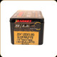 Barnes - 223/5.56 - 55 Gr - M/LE RRLP (Reduced Ricochet, Limited Penetration) - Flat Base - 100ct - 30161
