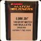 Barnes - 6.5mm - 140 Gr - Match Burner - Boat Tail - 100ct - 30230
