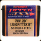 Barnes - 7mm - 120 Gr - TTSX (Tipped Triple-Shock X) - Boat Tail - 50ct - 30298