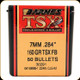 Barnes - 7mm - 160 Gr - TSX (Triple-Shock X) - Flat Base - 50ct - 30291
