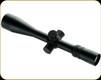 Nightforce - NXS - 3.5-15x50mm - SFP - ZeroStop - .250 MOA - Illuminated -  MOAR Ret - C429