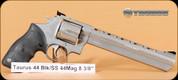 "Taurus - 44 - 44Mag - Blk/SS, 8 3/8"""