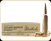 Weatherby - 270 Wby Mag - 130 Gr - Select - Norma Spitzer - 20ct