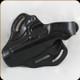 Galco - Cop 3 Slot Holster - Beretta 92 - RH - Black